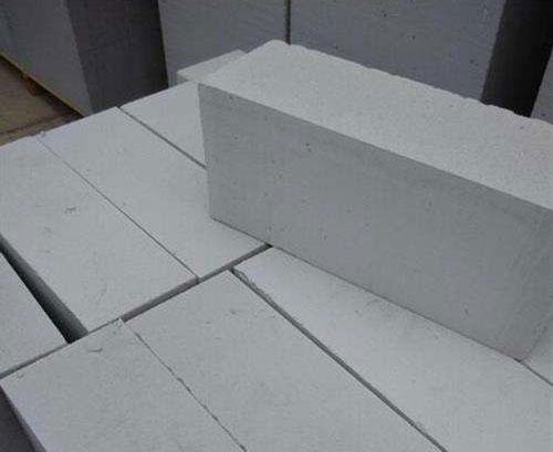 AAC砌块生产